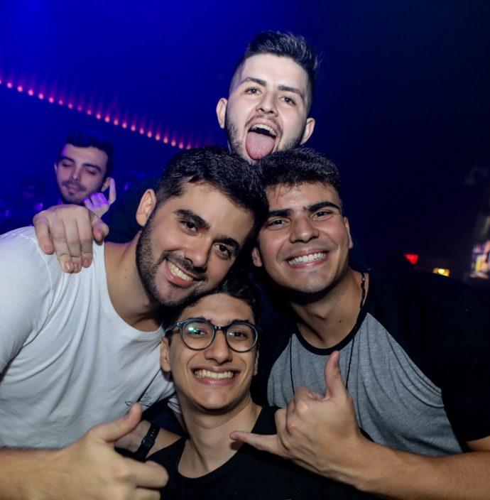 Igor Nogueira, Artur Queiroz, Vitor Barsileiro E Caio Chaves