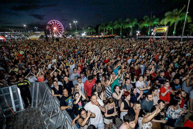 Bombou! - Jota Quest faz o Iguatemi Fortaleza entrar em ebulição e encerra o I`Music 2020