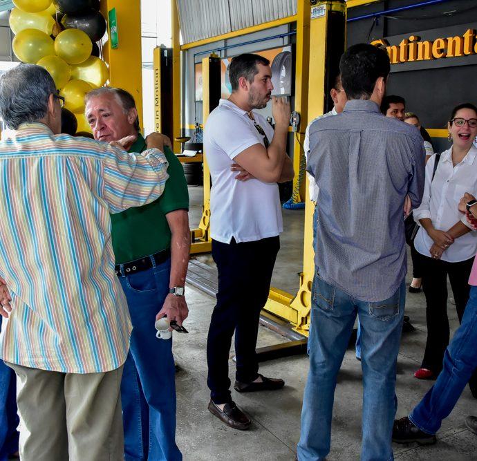Inauguração Da Bruno Bastos Pneus