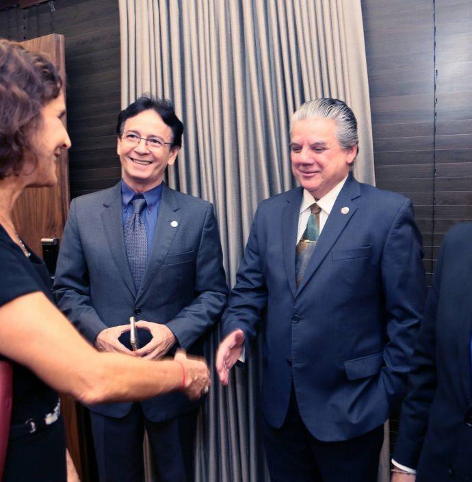 Izolda Cela, Francilio Dourado, Chico Esteves E Andre Montenegro