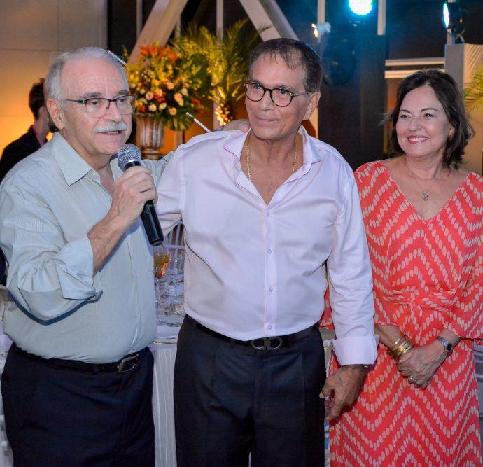 Ednilton Soarez, Beto e Ana Maria Studart