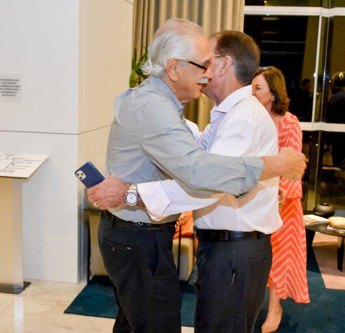 Roberto Cunha e Beto Studart