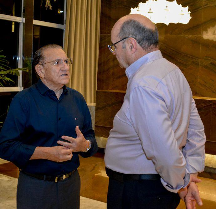 Alfredo Costa e Fernando Cirino