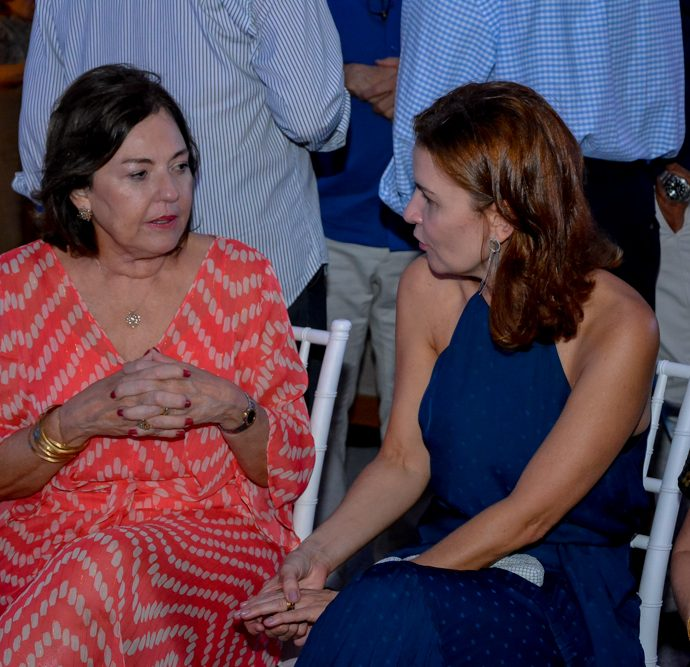 Ana Maria Studart e Rita Rodrigues