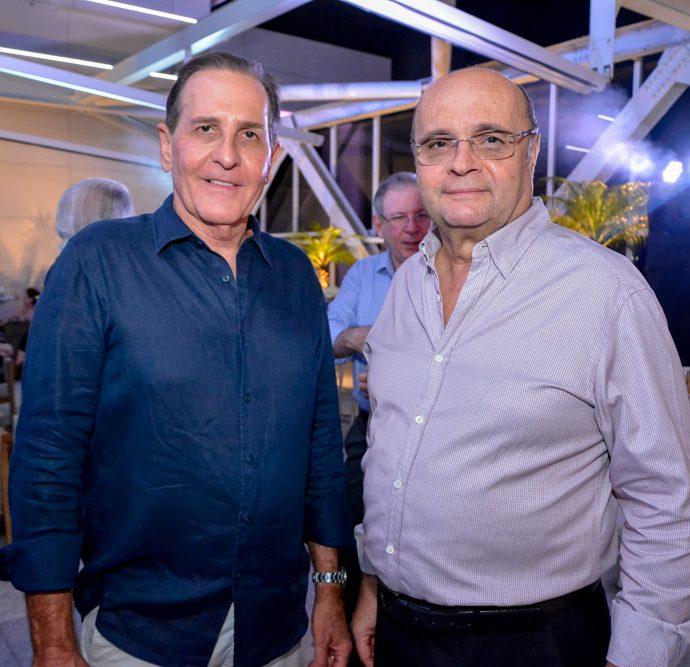 João Fiuza e Fernando Cirino