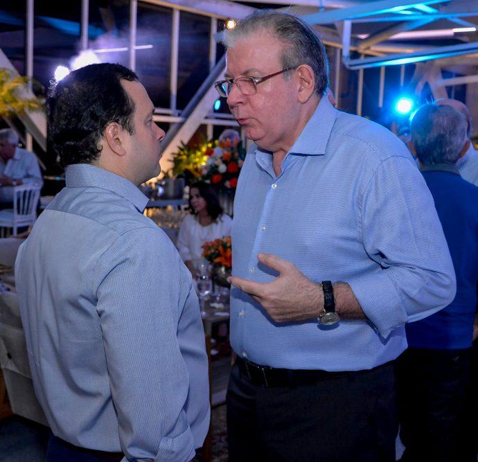 Igor Barroso e Ricardo Cavalcante