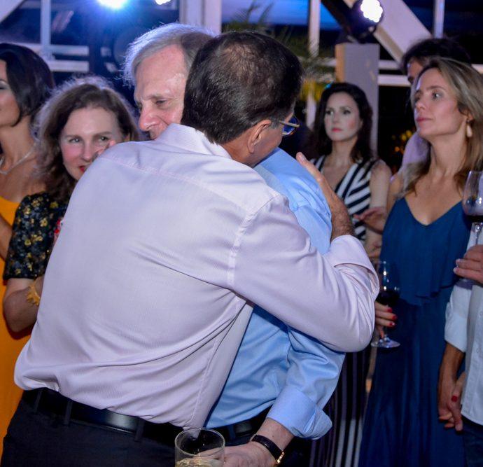Beto Studart e Tasso Jereissati