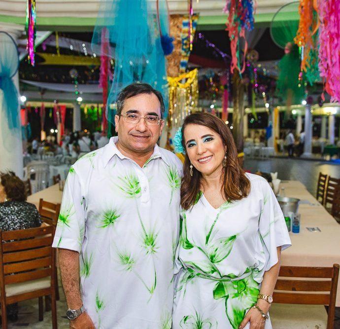 Jardson Cruz E Fatima Goncalves