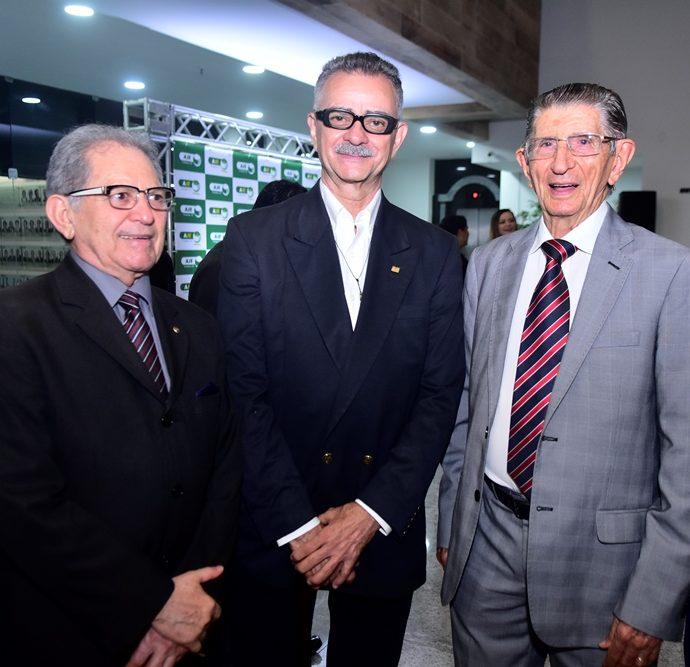 João Araújo Sobrinho, Maia Júnior, Alberto Fárias