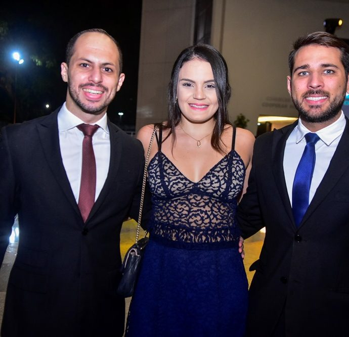 João Victor Fernandes, Ana Lara Soares, João Paulo Martins