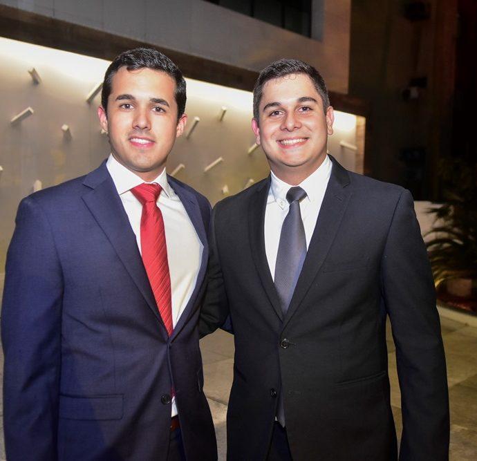 John Porto e Romualdo Neto