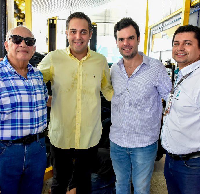 José E Bruno Bastos, Tiago Barroso E Francisco Sousa