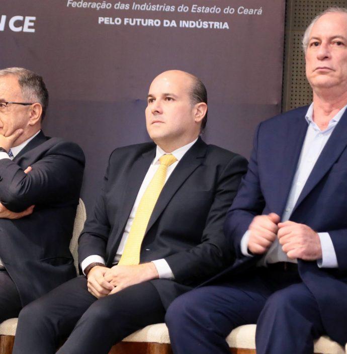 Jose Carlos Martins, Roberto Claudio E Ciro Gomes