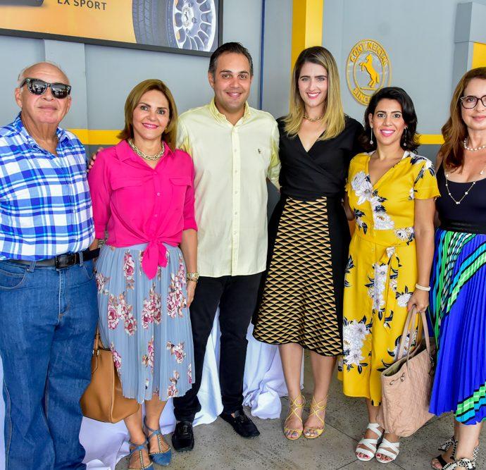 José, Denise E Bruno Bastos, Rebeca Leal, Mirian Bastos E Marcia Andrea