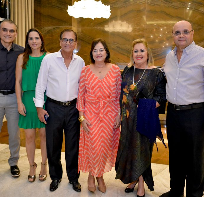 Josmario Cordeiro, Patricia, Beto E Ana Maria Sturdart, Teresa E Fernando Cirino