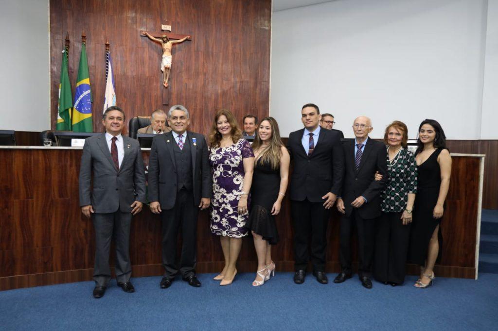 Jurandir Gurgel é agraciado com a Medalha Boticário Ferreira
