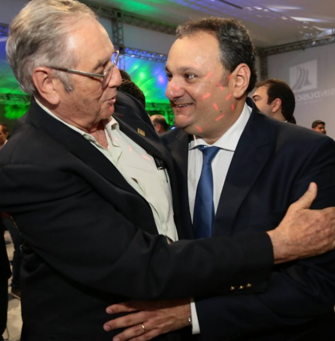 Jurandir Picanco E Patriolino Dias