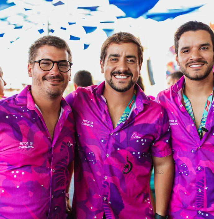 Kadito Rodrigues, Valmir E Thiago Wanderley