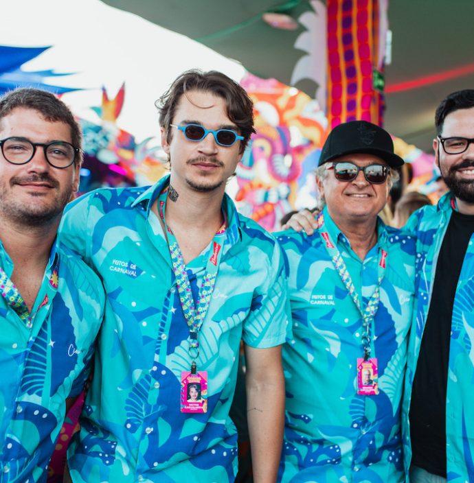 Kadito Rodrigues, Victor Carvalheira, Eduardo Carvalheira, Eduardo Carvalheira E Duda Rocha