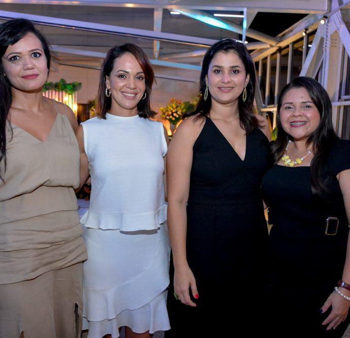 Karolina Albuquerque, Lorena Lorenço, Raquel Botelho E Priscila Damasceno