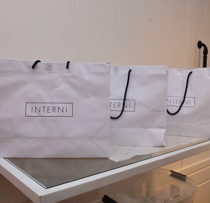 Lançamento Chiori + Interni