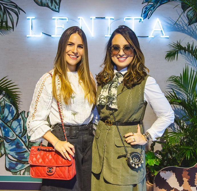Lara Linhares E Marcella Medina
