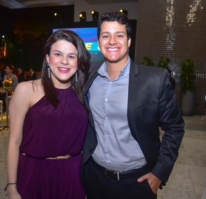 Larissa Cavalcante, Pedro Fernandes