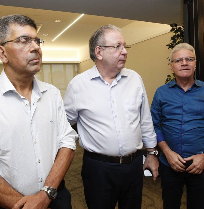 Lauro Chaves, Ricardo Cavalcante E Edson Arouxe