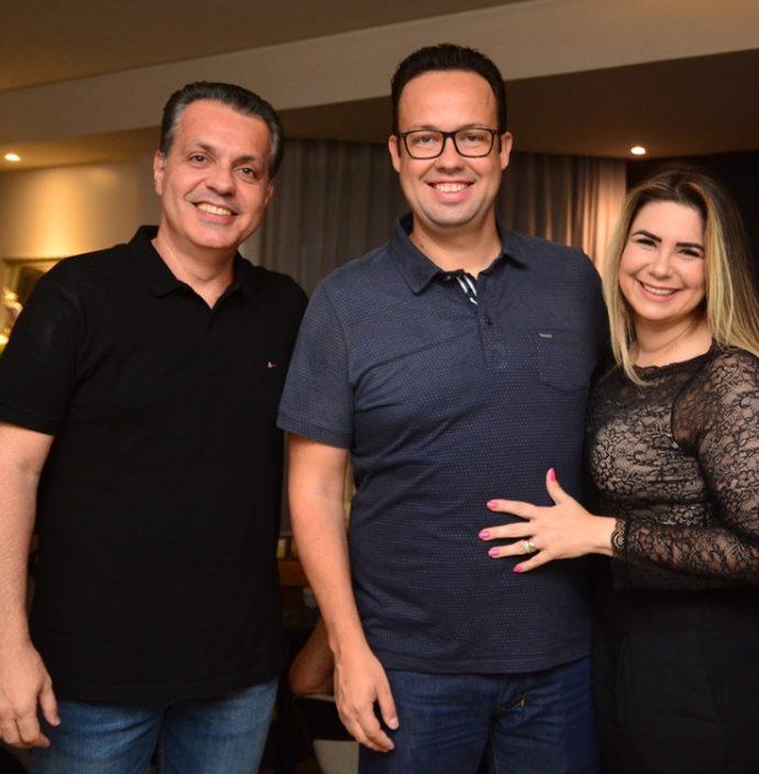 Leonardo Dall'olio, Daniel Joca E Ana Santos