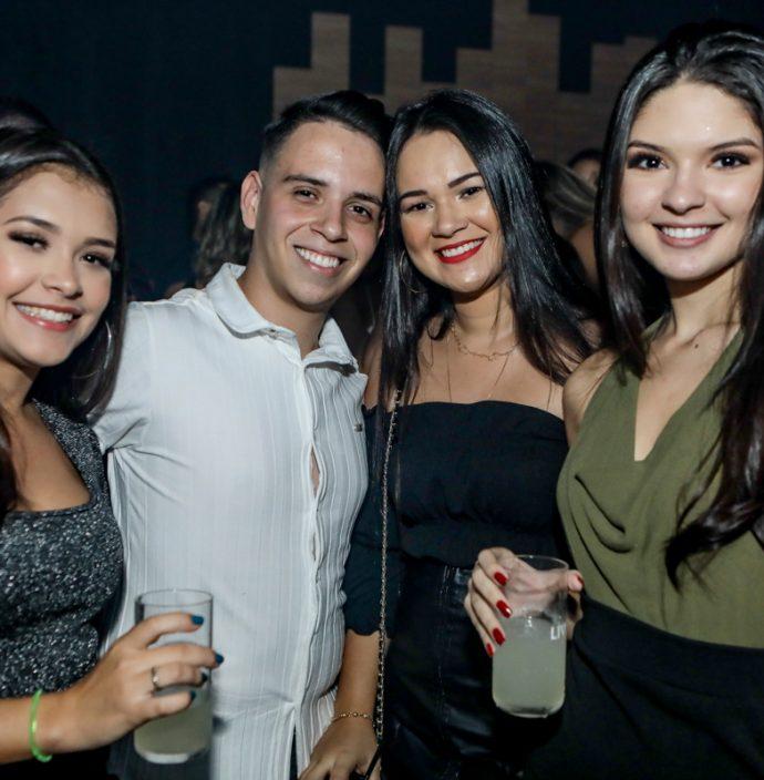 Leticia Mendes, Ruan Castro, Raiane Lucio E Leticia Arteiro