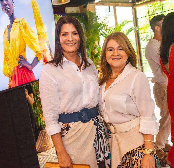 Liliana Linhares E Nekita Romcy