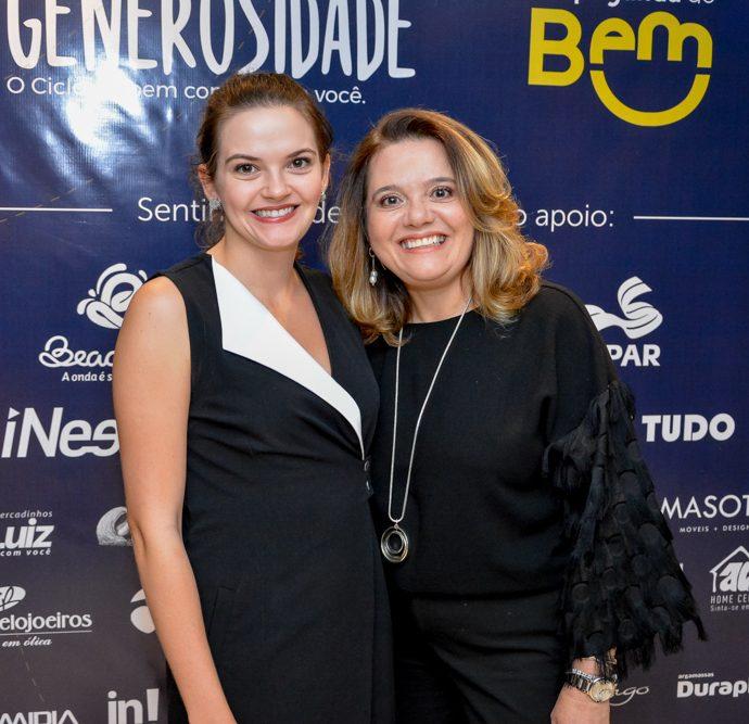 Lisie Aragão E Neile Aragão