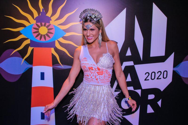 Hot Spot - Alto astral e alegria marcam a segunda noite do Camarote Salvador 2020