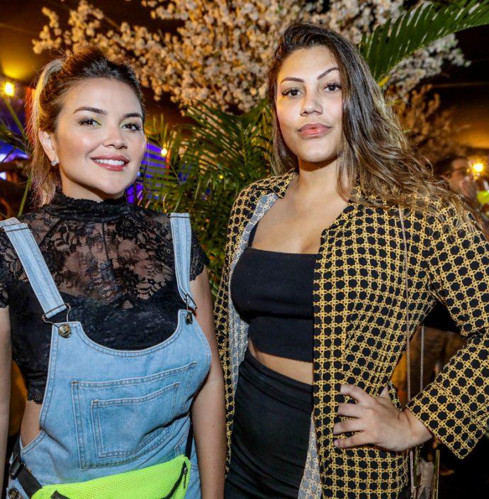 Livia Baral E Patricia Mirza