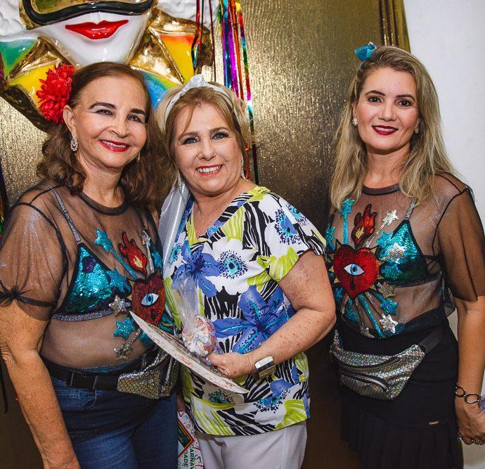 Lucia Magalhaes, Elena Ferreira E Nicias Ferreira