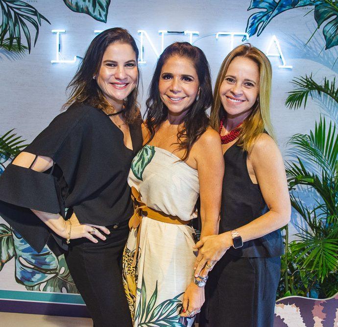 Luciana Borges, Maria Lucia Negrao E Claudiane Juacaba