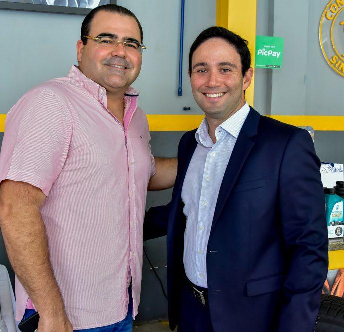 Luciano Neto E Tiago Asfor