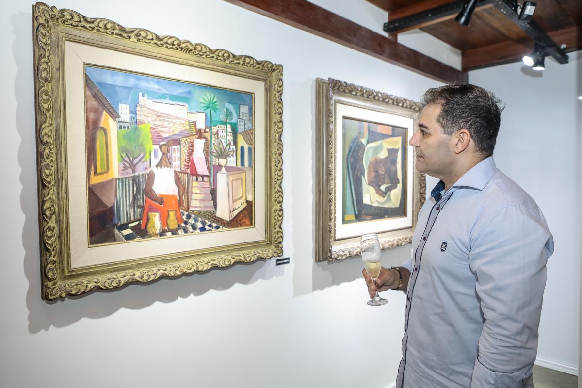 Galeria Mondrian oferece até 60% de desconto em obras selecionadas