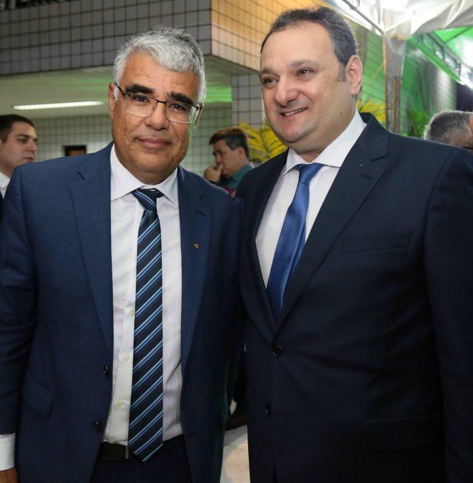 Luiz Eduardo Girao E Patriolino Dias