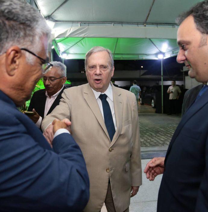 Luiz Eduardo Girao, Tasso Jereissati E Patriolino Dias 2