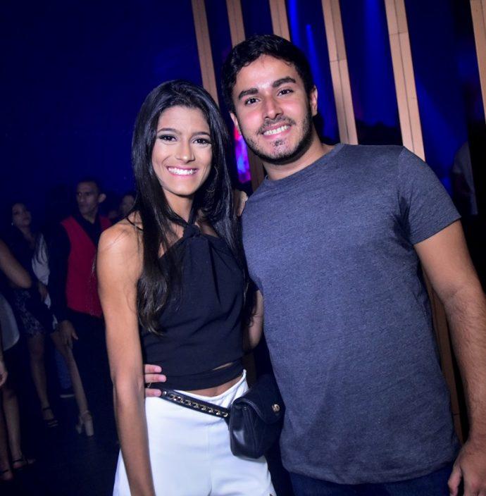 Maira Oliveira E Rodrigo Ferreira