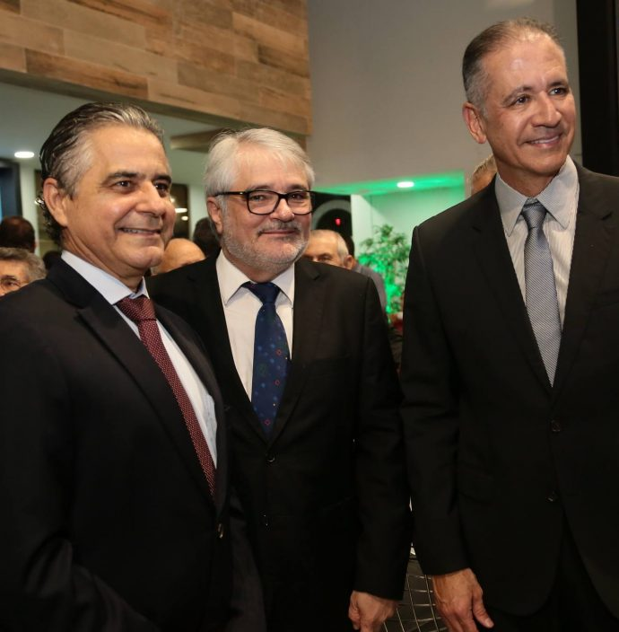 Marcelo Cavalcante, Francisco Magalhaes E Regis Medeiros