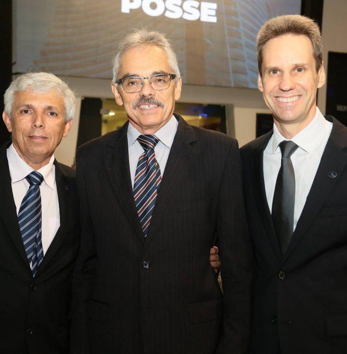 Marcelo Correa, Emilio Maciel E Jorge Dantas