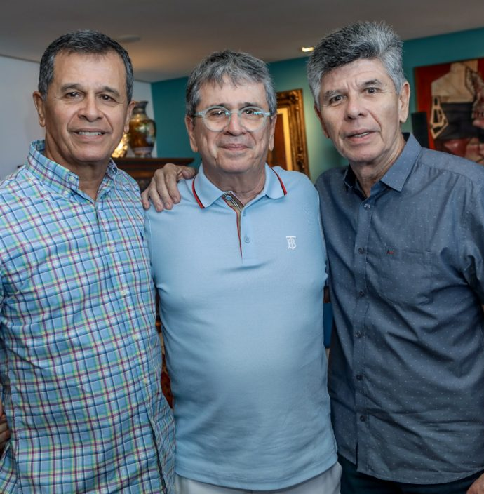 Marcelo, Marcio E Marcilio Tavora