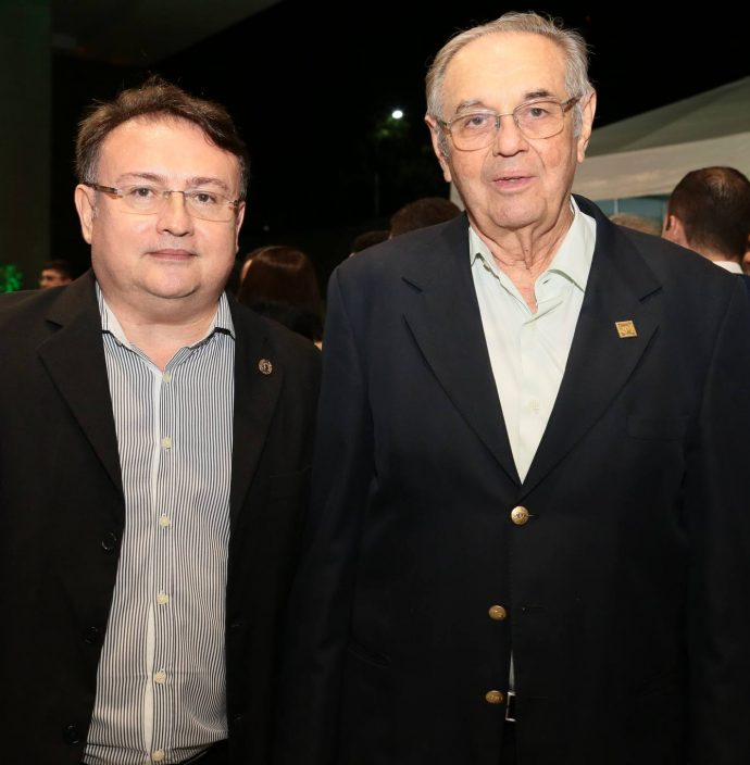 Marcelo Marinho E Jurandir Picanco