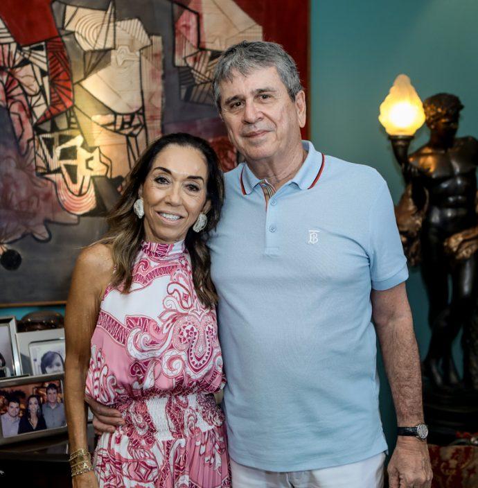 Marcia E Marcio Tavora