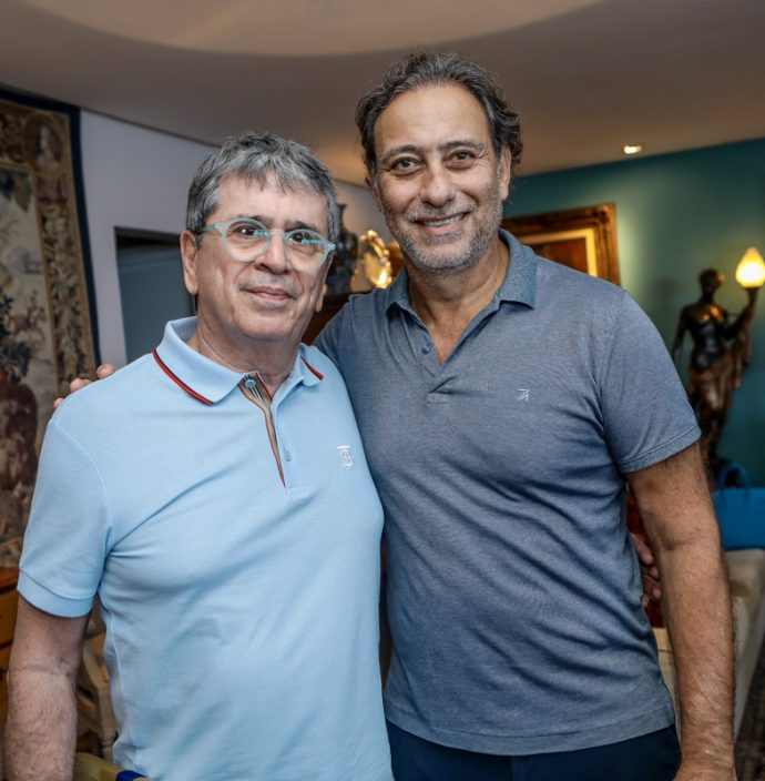 Marcio Tavora E Sergio Bezerra