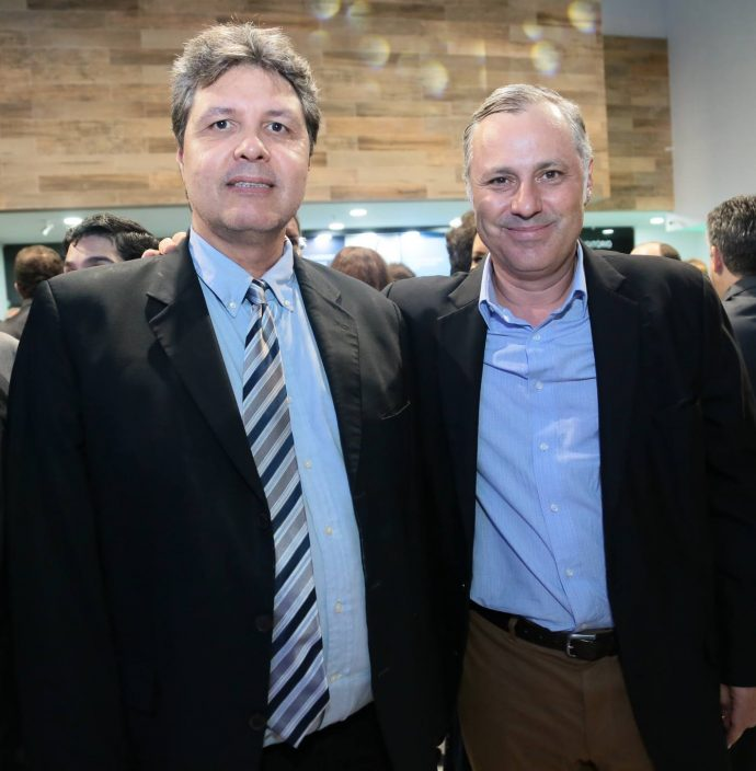 Marcos Oliveira E Darci Itibere