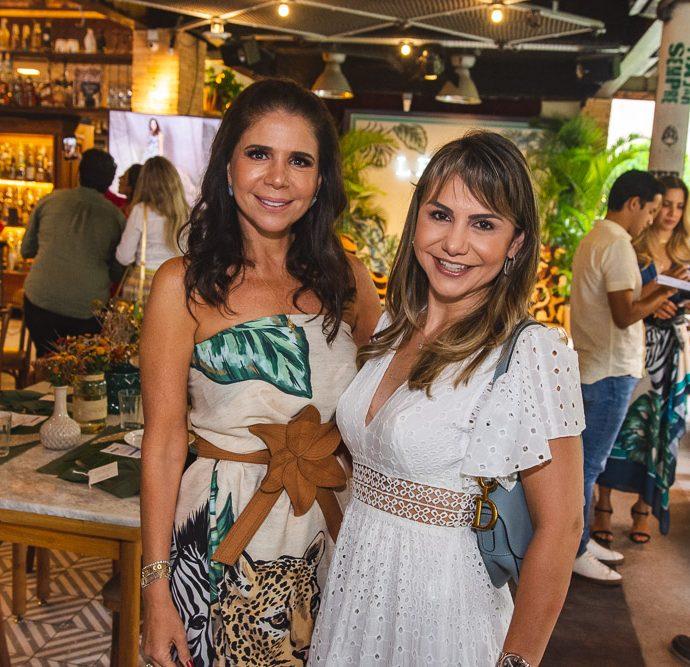 Maria Lucia Negrao E Adriana Queiroz