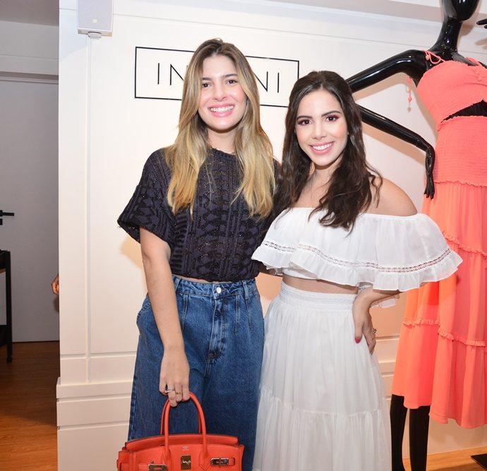 Marina Brandão E Nicole Vasconcelos
